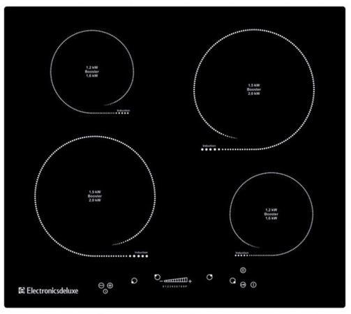 Варочная панель индукционная Electronicsdeluxe 605304.01эви индукционная варочная панель asko hi1994g
