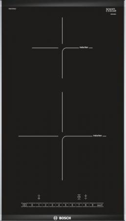 Варочная панель индукционная Bosch PIB375FB1E варочная панель индукционная bosch pif651fb1e