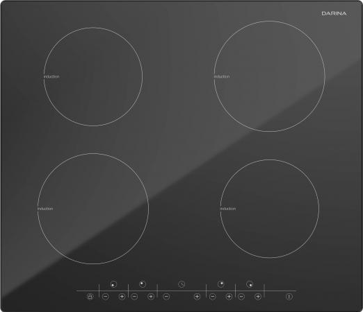 Варочная панель индукционная Darina P EI305 B варочная панель электрическая darina p e545 b