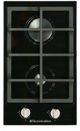 Варочная панель газовая Electronicsdeluxe TG2 400215F-007 газовая варочная панель electronicsdeluxe gg4 750229f 013