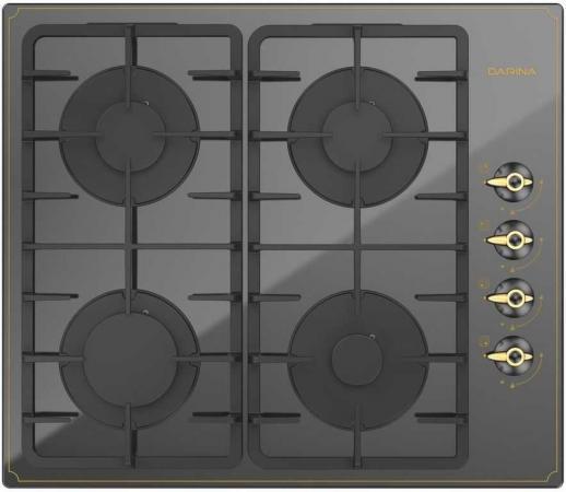 Варочная панель газовая Darina 1T17 BGС 341 12 B