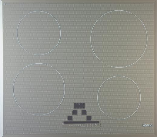 Варочная панель индукционная Korting HI 6450 BGR индукционная варочная панель asko hi1994g