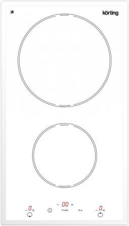 Варочная панель индукционная Korting HI 32003 BW цена и фото