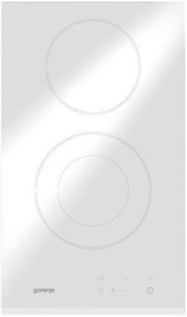 Варочная панель электрическая Gorenje ECT330CSCW варочная панель электрическая gorenje e6n1bx