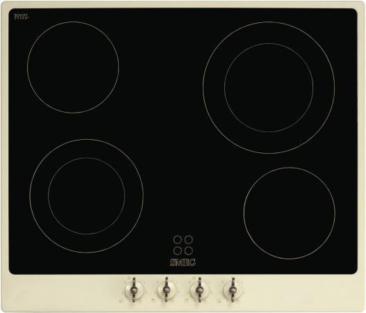 Варочная панель электрическая Smeg P864P-9 smeg so66ccs 5