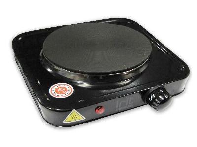 Электроплитка Irit IR-8004 чёрный
