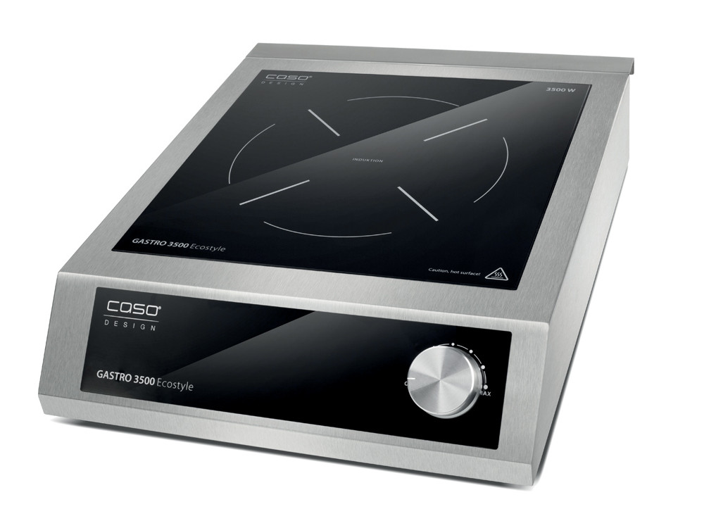 Индукционная электроплитка CASO Gastro 3500 Ecostyle стоимость