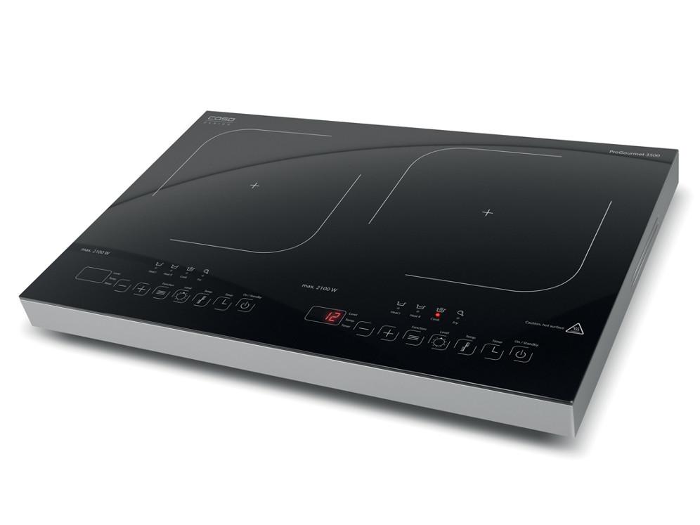 Индукционная электроплитка CASO Pro Gourmet 3500