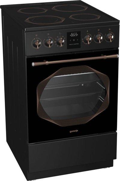 Электрическая плита GORENJE EC53INB электрическая плита gorenje ec53inb черный