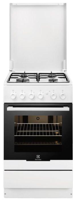Газовая плита ELECTROLUX EKG951106W цена