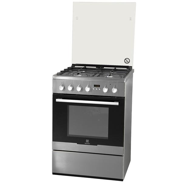 Комбинированная плита ELECTROLUX EKK96458CX
