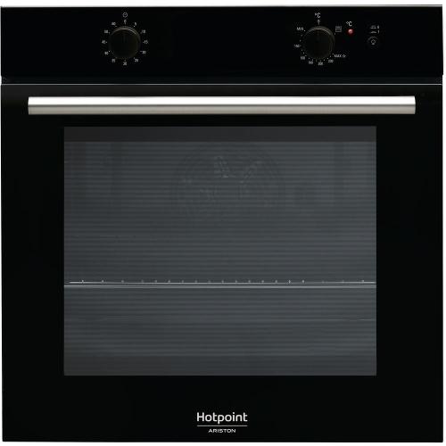 Встраиваемая газовая духовка HOTPOINT-ARISTON GA2 124 BL HA духовой шкаф hotpoint ariston ga2 124 wh
