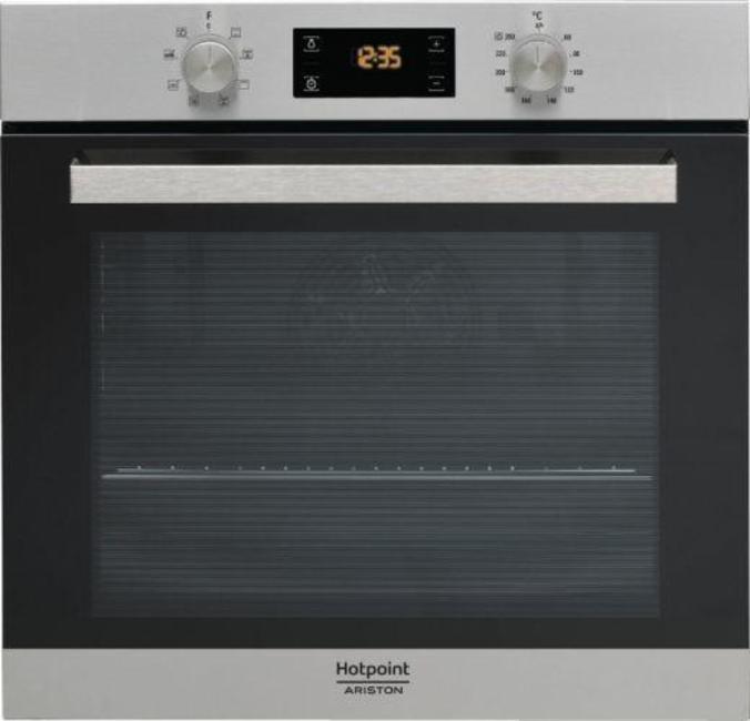 Встраиваемая электрическая духовка HOTPOINT-ARISTON FA3 540 JH IX HA