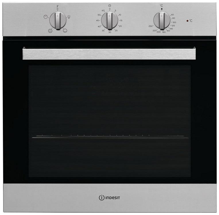 Фото - Встраиваемая электрическая духовка INDESIT IFW 6230 IX встраиваемая электрическая духовка indesit ifw 6230 ix