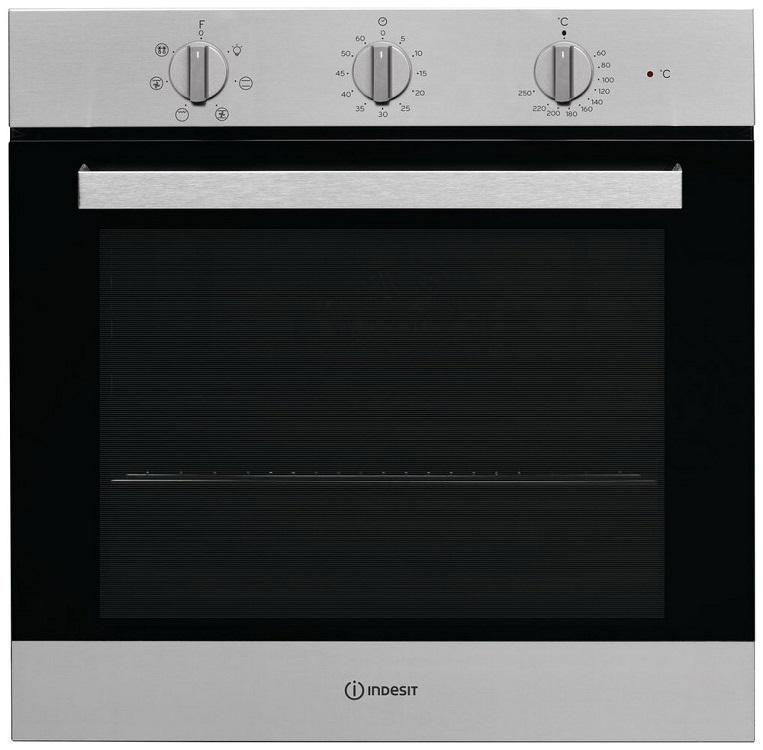Фото - Встраиваемая электрическая духовка INDESIT IFW 6530 IX встраиваемая электрическая духовка indesit ifw 6230 ix