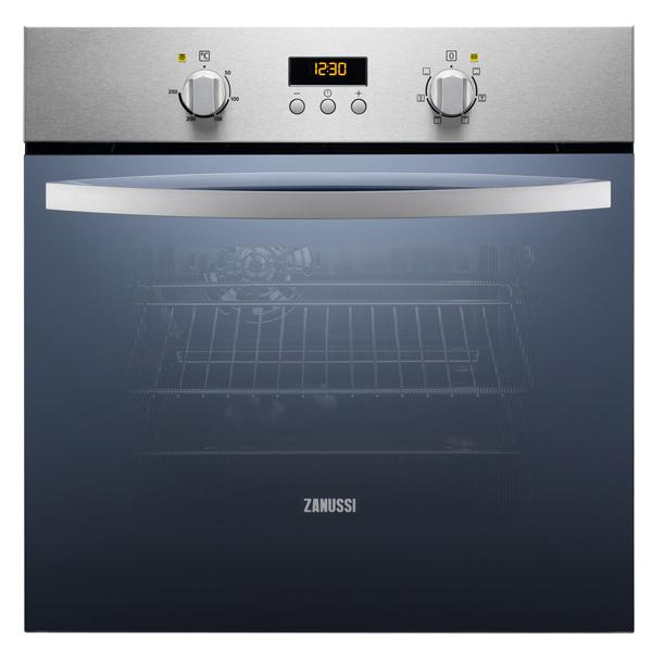 Встраиваемая электрическая духовка ZANUSSI ZZB525601X