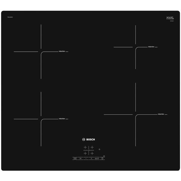 Варочная панель индукционная BOSCH PUG611BB1E индукционная варочная панель asko hi1994g