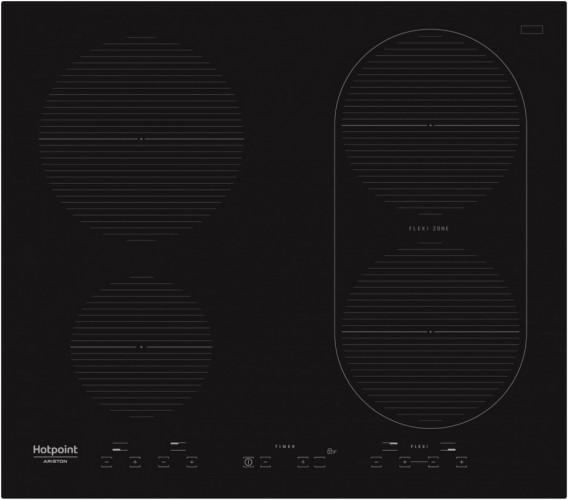 Варочная панель индукционная HOTPOINT-ARISTON IKID 641 B F hotpoint ariston kia 641 b b cf