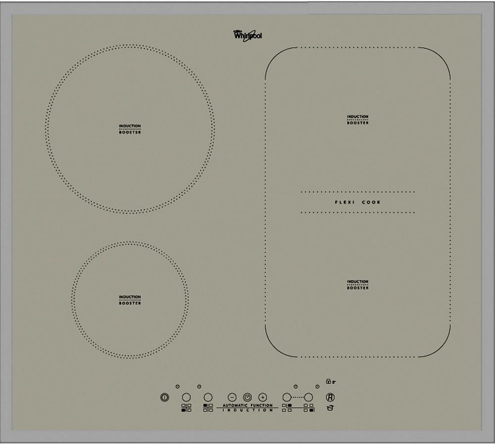 Варочная панель индукционная Whirlpool ACM 808/BA/S whirlpool acm 808 ba wh