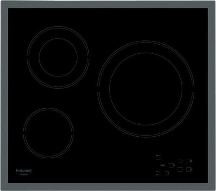 Варочная панель электрическая HOTPOINT-ARISTON HR 603 X цена