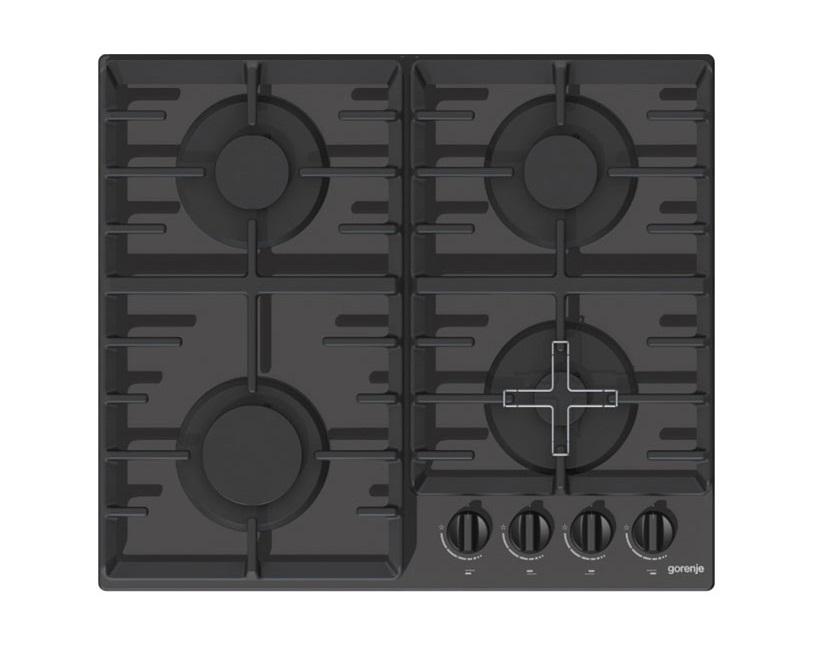 Варочная панель газовая Gorenje GT641ZB варочная панель газовая gorenje gc341inb черный