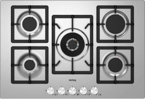 Варочная панель газовая Korting HG 797 CTX цены
