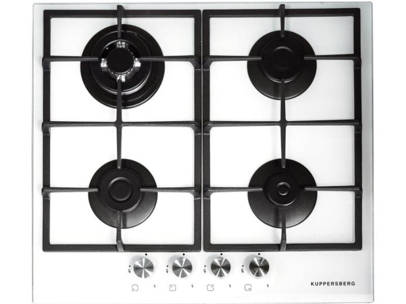 Варочная панель газовая Kuppersberg FQ 65 W цена и фото