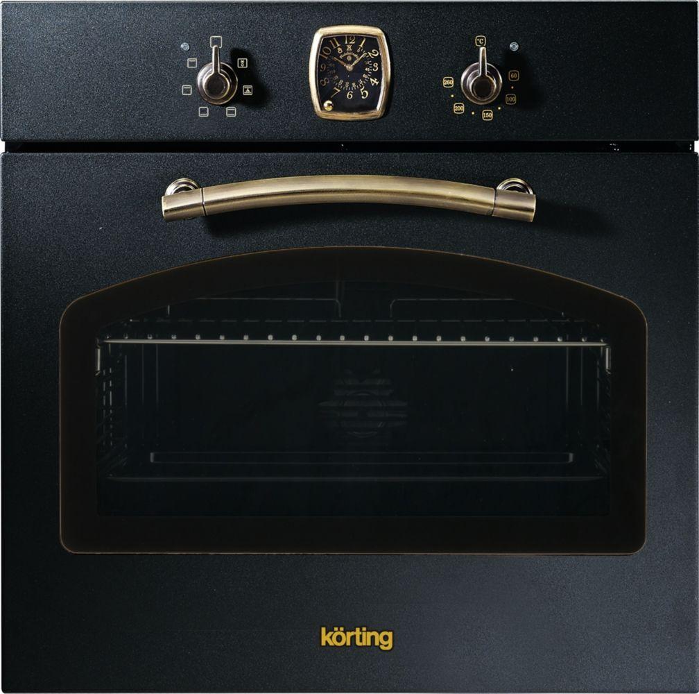 Встраиваемая электрическая духовка Korting OKB 460 RN духовой шкаф korting okb 460 rn