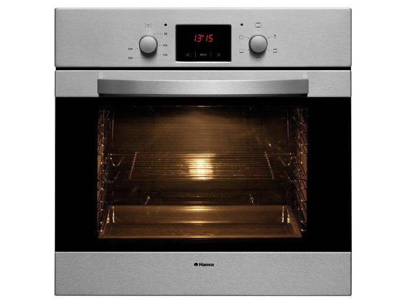 Встраиваемая электрическая духовка HANSA BOEI62030030 духовой шкаф hansa boei62030030