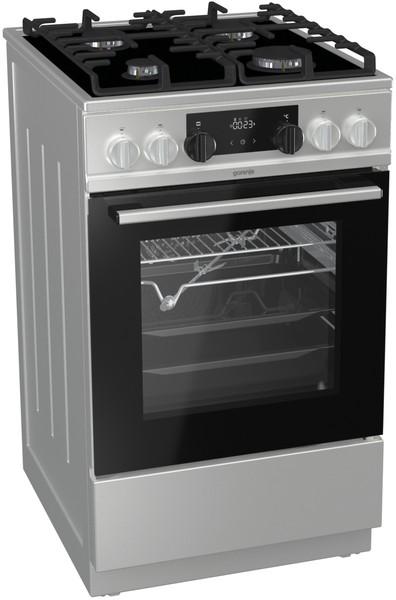 Комбинированная плита GORENJE KC5355XV комбинированная плита simfer f55ew24002