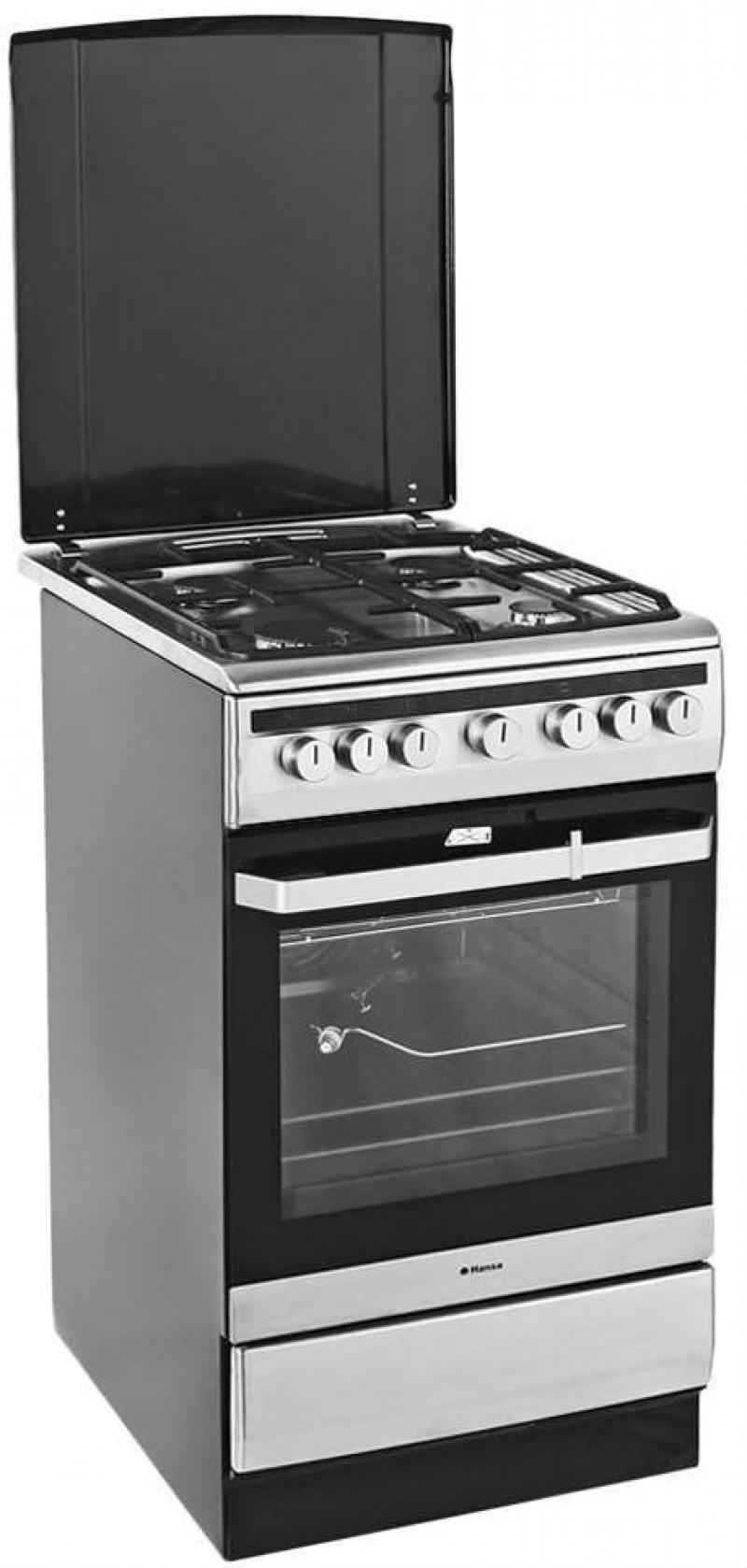 Комбинированная плита HANSA FCMX59120 цена и фото