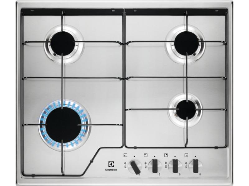 Варочная панель газовая ELECTROLUX GPE262MX