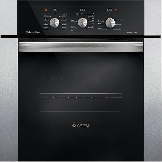 Встраиваемая электрическая духовка Gefest 622-01 Н3