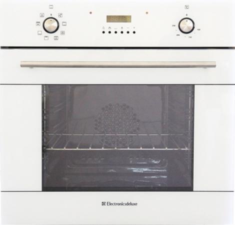 Встраиваемая электрическая духовка Electronicsdeluxe 6009.02 эшв-012