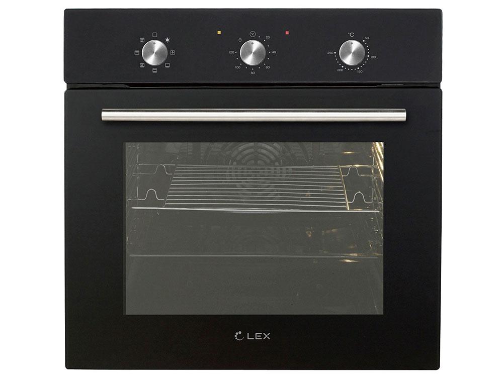 Встраиваемая электрическая духовка Lex EDM 070C BL