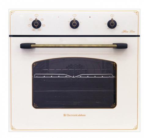 Встраиваемая электрическая духовка Electronicsdeluxe 6006.03 эшв-010