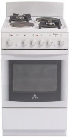 Комбинированная плита De Luxe 506022.04ГЭ