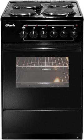 Электрическая плита Лысьва ЭП 402 черный электрическая плита лысьва эп 301 черный