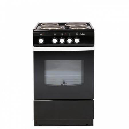 Электрическая плита De Luxe 5004.12э черный цена и фото