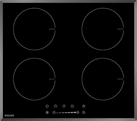 Варочная панель индукционная Graude IK 60.1 F индукционная варочная панель asko hi1994g