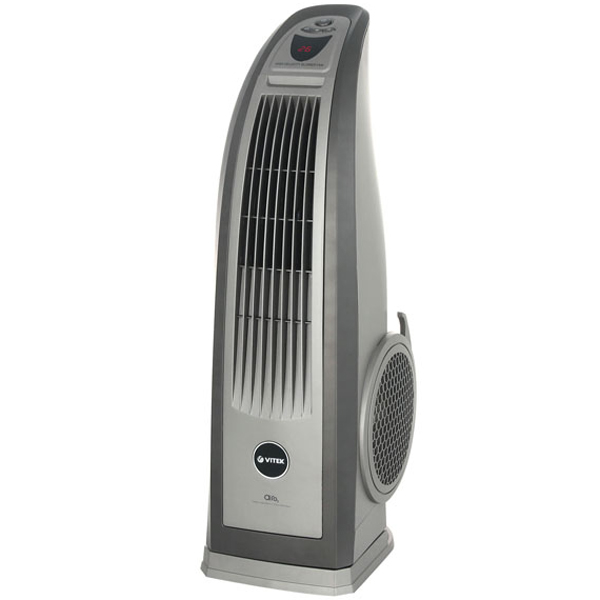 Вентилятор напольный Vitek VT-1933 SR 120 Вт серебристый