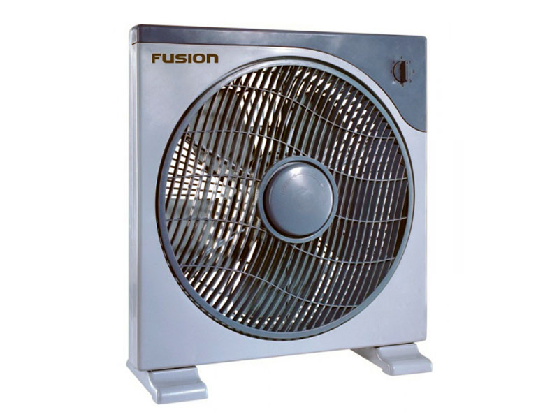 Вентилятор настольный Fusion FBF-30 серый