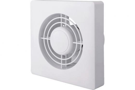 Вентилятор вытяжной серии Rainbow EAFR-100 white