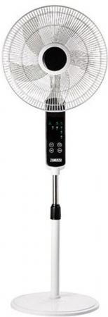 Вентилятор напольный Zanussi ZFF-901 45 Вт белый черный