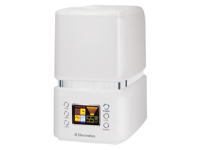Увлажнитель воздуха Electrolux EHU - 3510D Мощность 125Вт,Расход 550мл/ч,Площадь 60 м2,