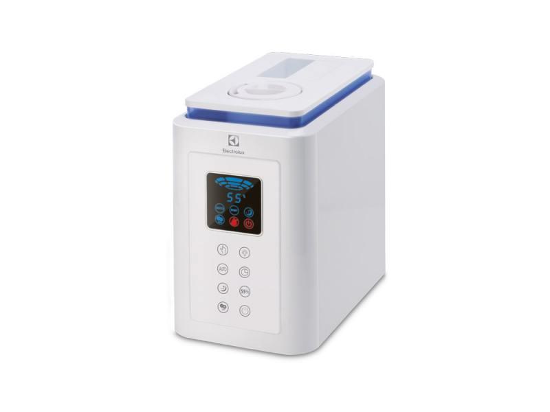 Увлажнитель воздуха Electrolux EHU-1020 D электронное управление ультразвуковой белый