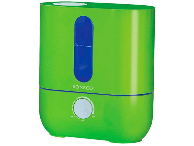 Увлажнитель воздуха Boneco Aos U201A зелёный увлажнители и очистители воздуха boneco антимикробный серебряный стержень iss aos 7017