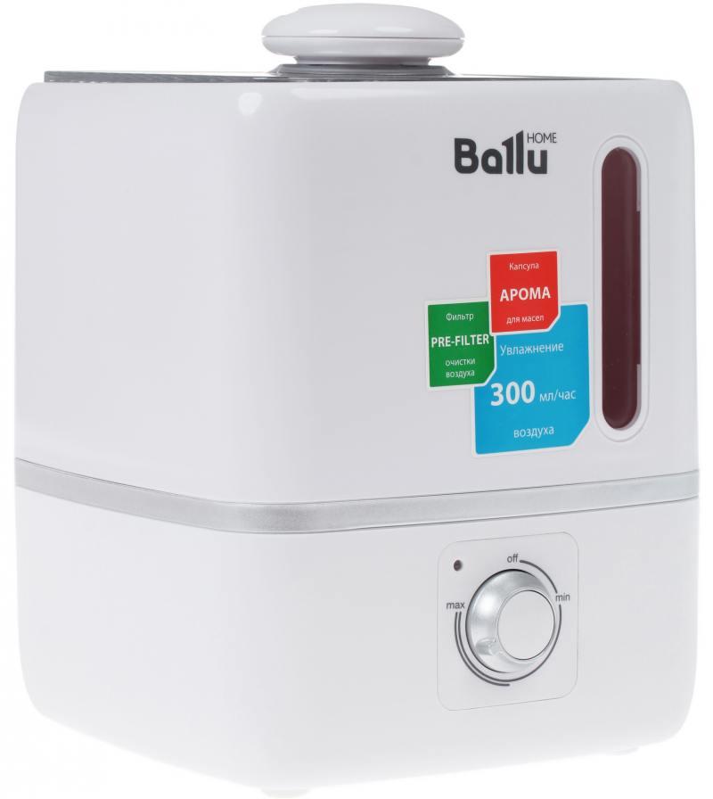 Увлажнитель воздуха Ballu UHB-310 ультразвуковой механическое управление белый увлажнитель воздуха supra hds 108 ультразвуковой механическое управление белый