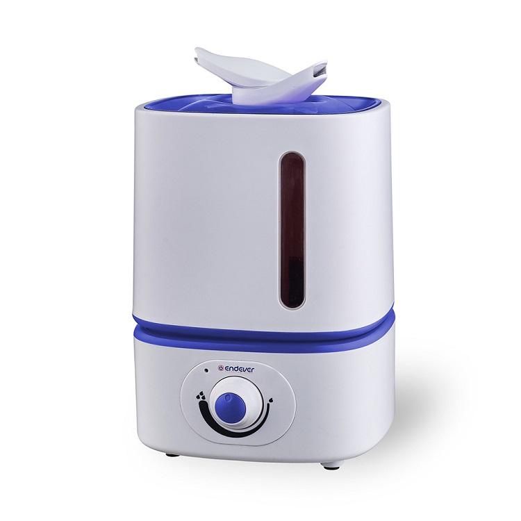 Увлажнитель воздуха Endever Oasis 170, белый-синий