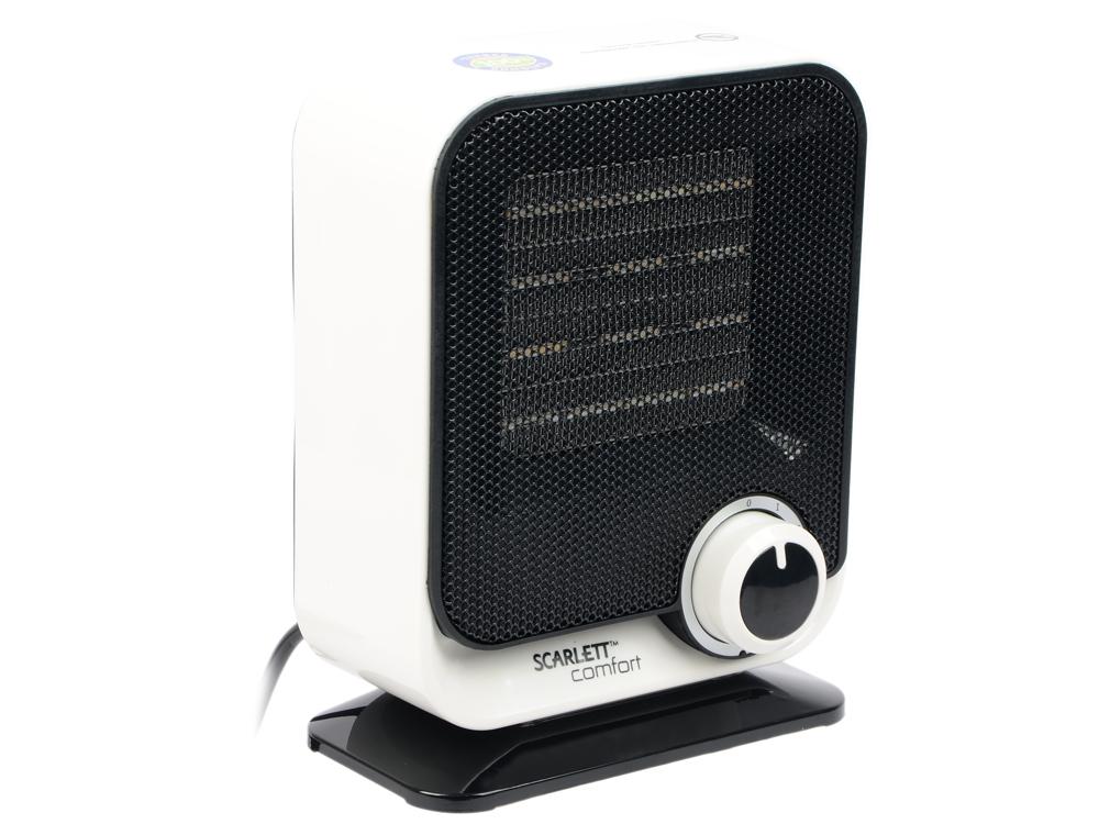 Тепловентилятор scarlett sc-fh53k11 1500 вт белый